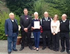 Lewes Station Wins Stars & Tsars Award for Best Comm...