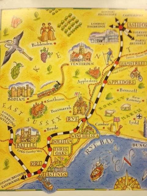 Travel The Marshlink Line