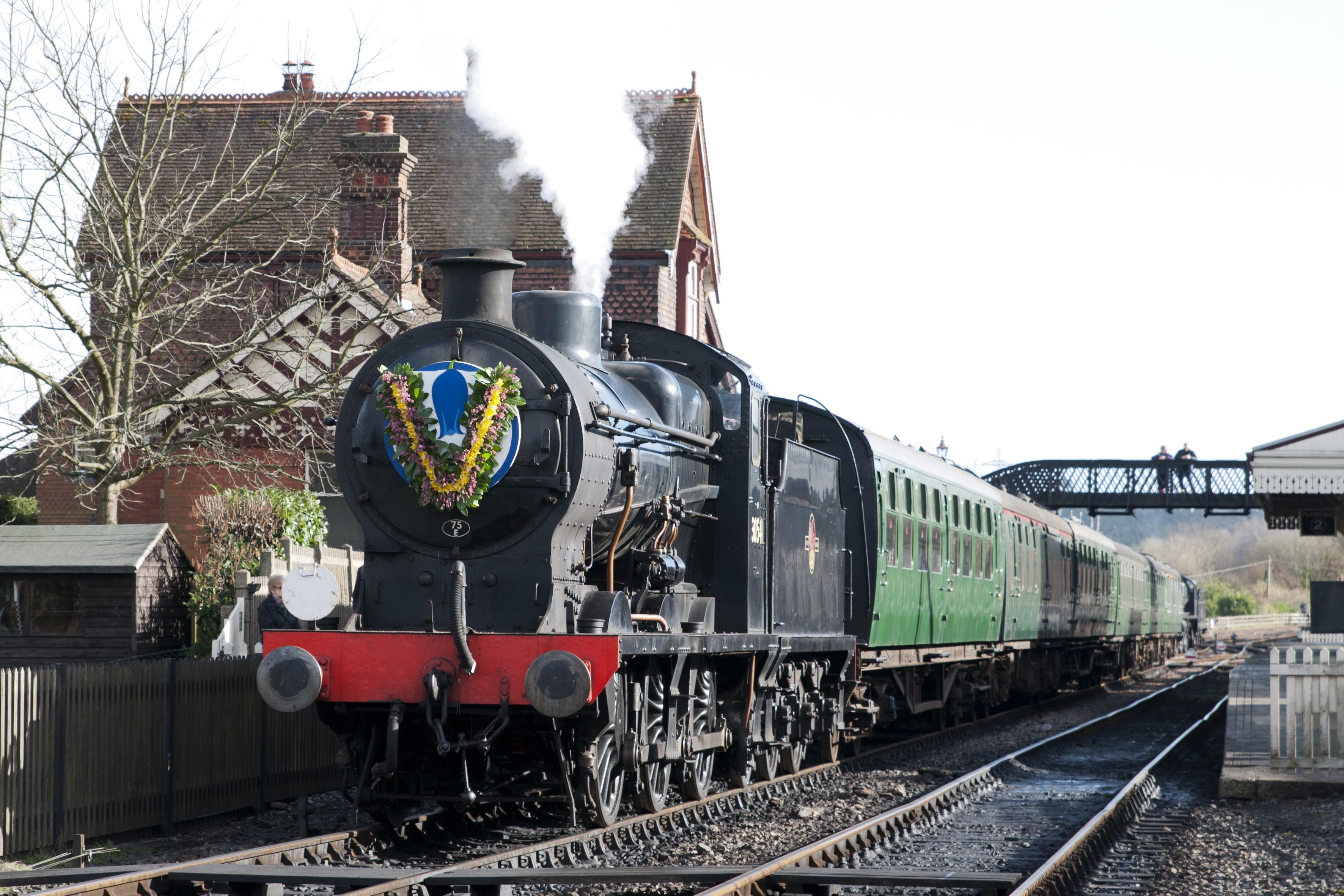 Job vaccancies at Bluebell Railway