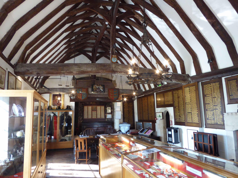 Winchelsea Court Hall Museum