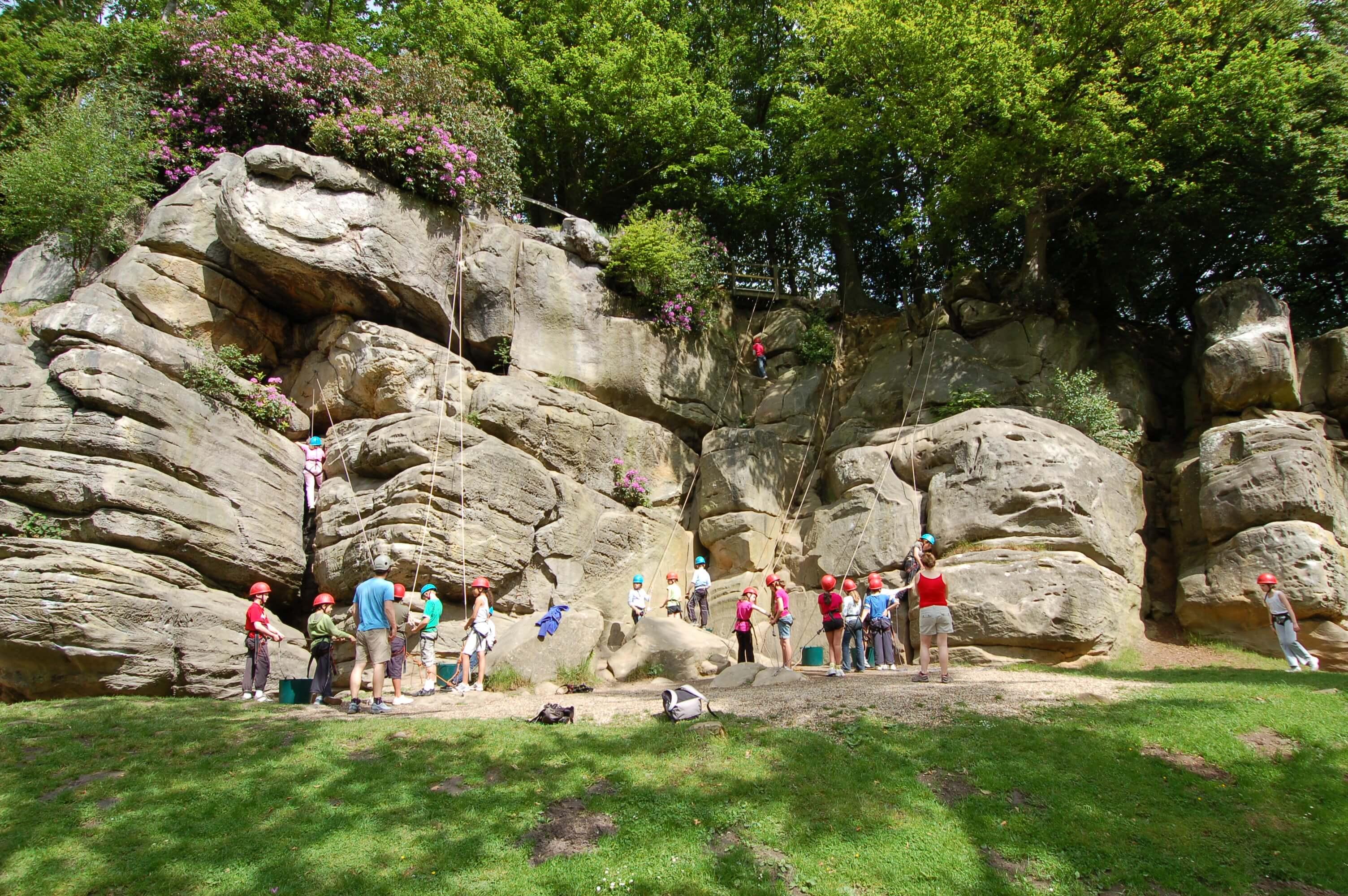 Harrisons Rocks