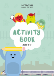 Activity Book for 5 - 7 year olds