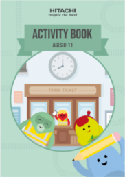 Activity Book for 8 -11 year olds