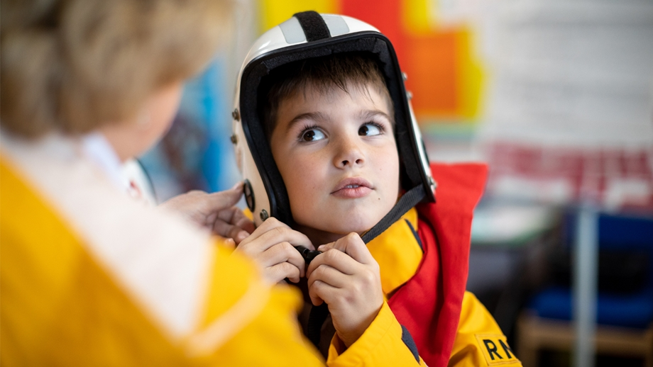 RNLI Water safety from home education resources