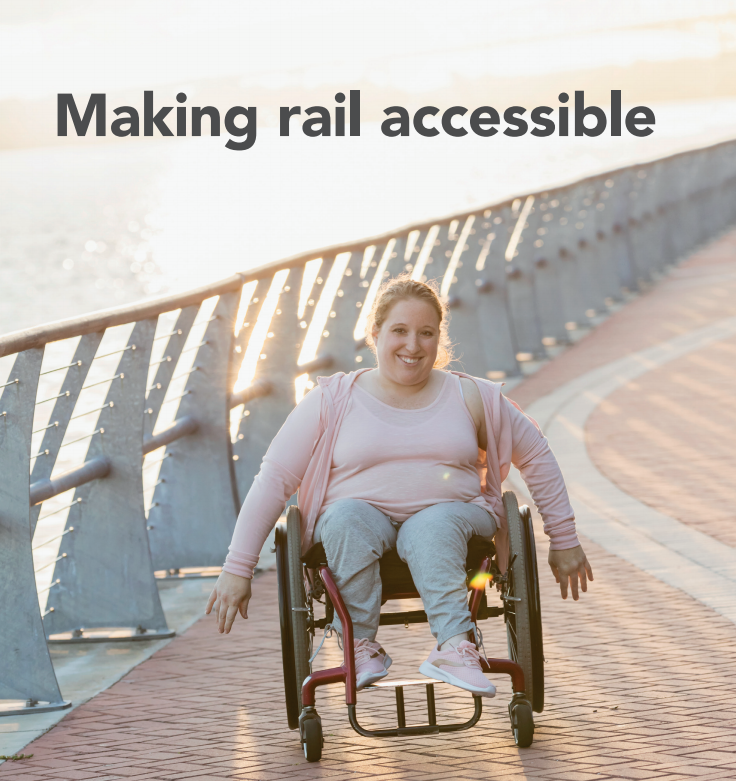 Introducing GTR's Accessible Travel Policy