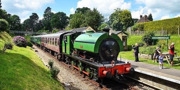 Spa Valley Railway re-opening date