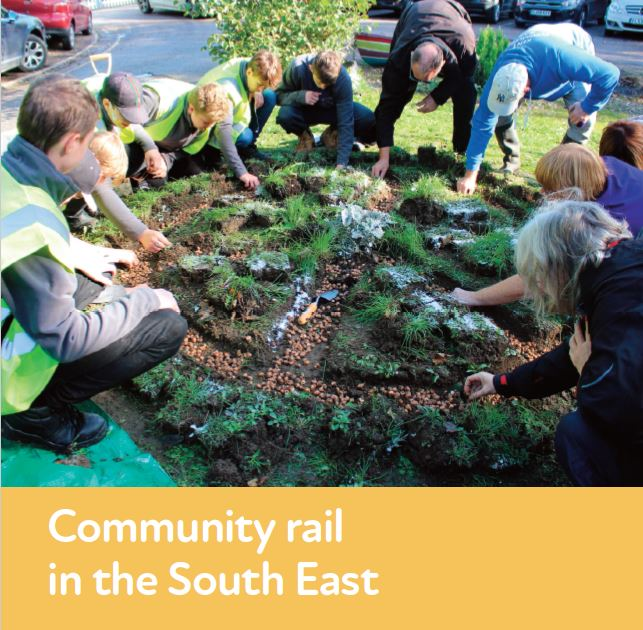Community Rail in the South East report