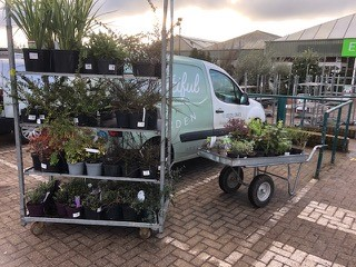 East Grinstead Gardens receive a make-over