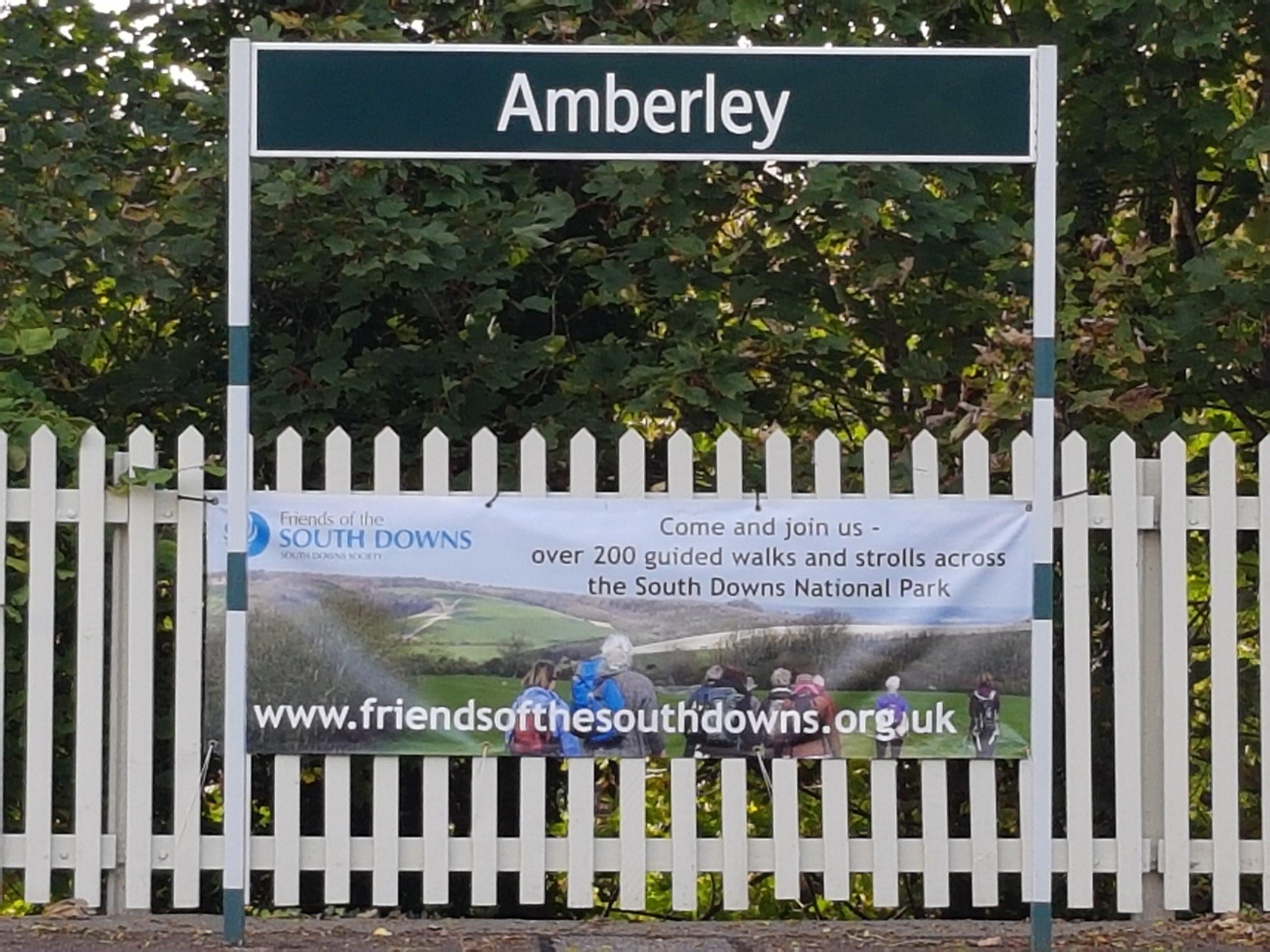 Amberley to Arundel self guided walk