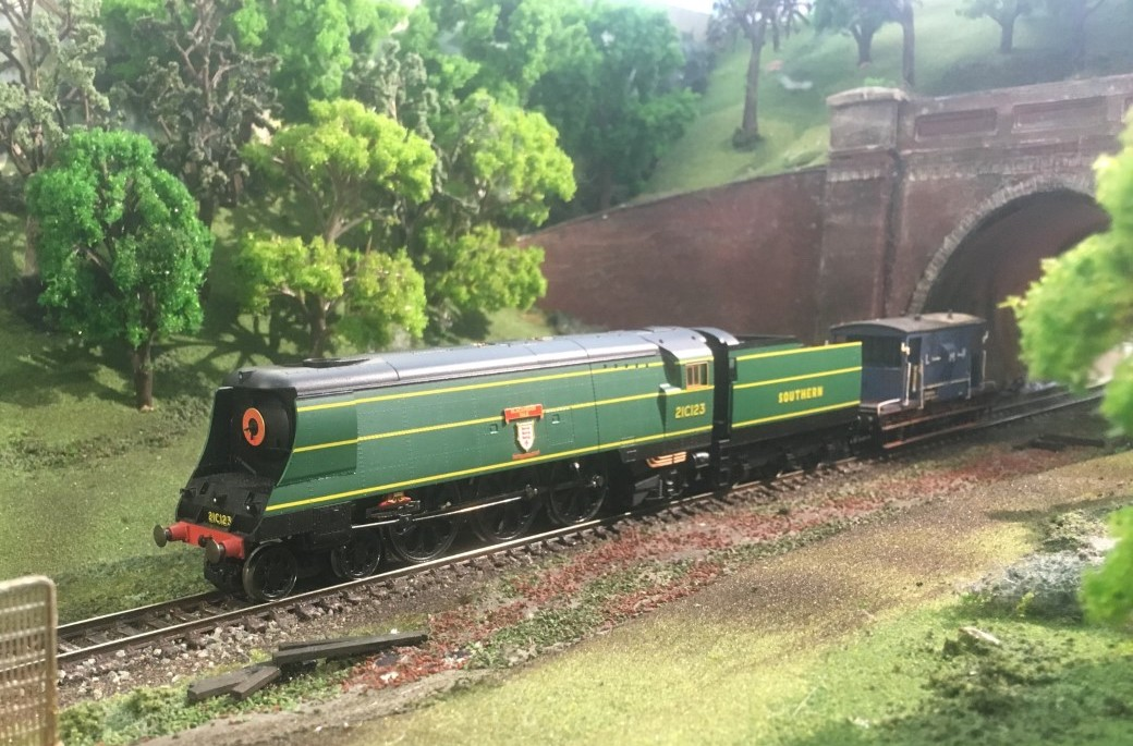 Bluebell Railway is hold its ever popular model railway event from 31 July – 1 August.