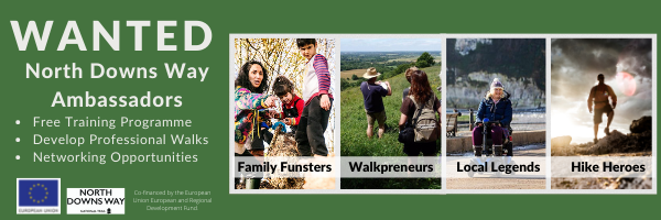 Wanted: Hike Heroes, Local Legends, Walkpreneurs & F...
