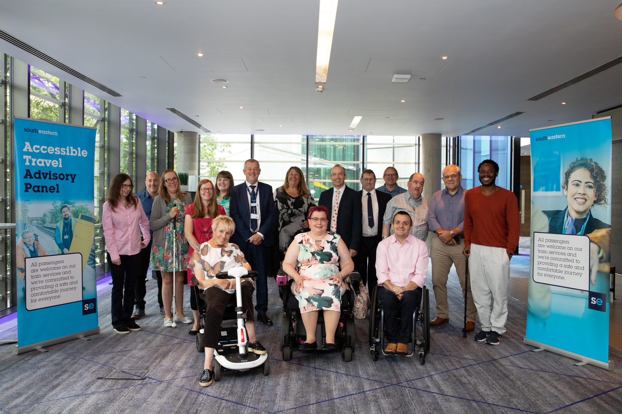 SER Launches new Accessible Travel Advisory Panel