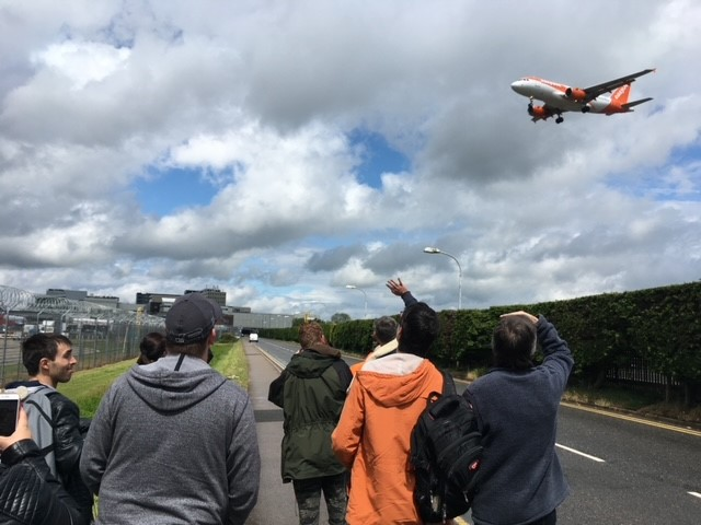 Gatwick Airport are seeking your views on use of the nort...